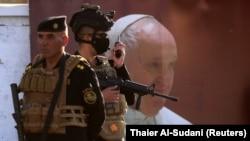 Le pape sera reçu par le grand ayatollah Ali al-Sistani