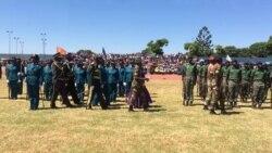 Kuhlolwa Amalunga eZimbabwe Defence Forces