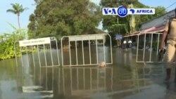 Manchetes Africanas 18 Outubro 2019: Inundaçōes na Costa do Marfim