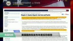VOA连线:美国国务院发布年度反恐报告