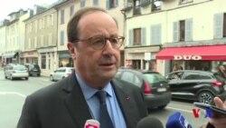 François Hollande: Ibitero kuri Siriya Vyakozwe Hageze!