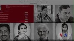 Chiến dịch toàn cầu kêu gọi phóng thích 3 nhà hoạt động VN