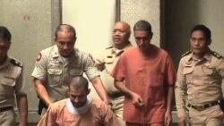 泰國法院判兩名攜帶爆炸物的伊朗人入獄