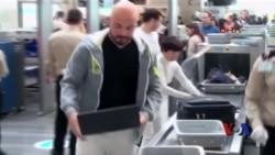 美国对飞抵境内机场航班加强安检