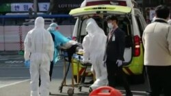 美国医院为应对新冠疫情做准备
