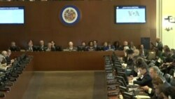 OEA: Embajador de Venezuela reconoce crisis