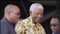2013-08-31 美國之音視頻新聞: 南非否認曼德拉已經出院的報導