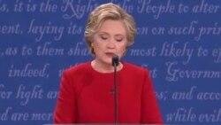 Прва ТВ дебата Клинтон – Трамп: за идните односи со сојузниците ако бидат избрани на функцијата