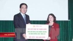 Trung Quốc giúp Việt Nam chống lũ lụt