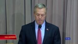 Cựu đại sứ Osius vui vì Mỹ 'ngưng' trục xuất người Việt