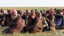 Zarobljeni ISIL-ovci iz BiH čekaju na povratak iz Sirije