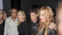Madonna keçmiş həyat yoldaşı Şan Pennlə barışıb