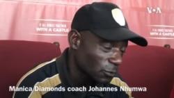 'Bosso Humbled Manica Diamonds'