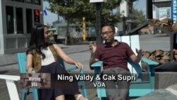 Warung VOA: Jalan-jalan ke Dermaga Modern (4)