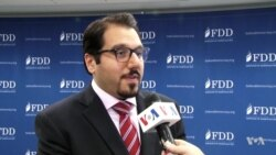 Iran Analyst Behnam Ben Taleblu of Washington's Foundation for Defense of Democracies