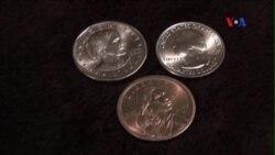 Người Mỹ vẫn không chịu dùng tiền đồng thay tiền giấy