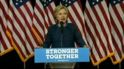 Hillary Clinton Speaks to FBI Reopening Email Investigation