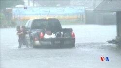 2016-08-15 美國之音視頻新聞: 路易斯安那州州長警告洪水危險尚未過去