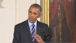President Obama on Medal of Honor Recipient Retired Lt Col Charles Kettles