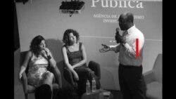 Rafael Marques fala de pobreza e corrupção e relações com Brasil (parte 1)