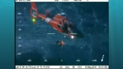 Rescatan a cuatro náufragos en dos incidentes diferentes