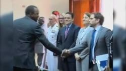 Security, Counterterrorism a Focus in Kerry's Kenya Talks