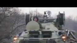 نخست وزیر موقت اوکراین در واشنگتن