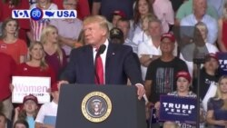 VOA60 America - Some in GOP Chastise Trump Rally's Cries to 'Send her Back'