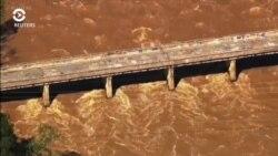 Президент Трамп вылетел в штаты, пострадавшие от урагана «Майкл»