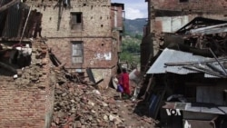 Nepal Town Destroyed By Quake Counts Itself Lucky