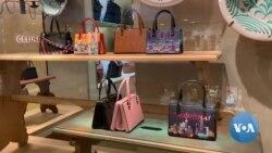 VOA英语视频: 香港人通过购物表达政治立场