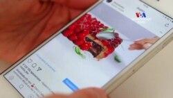 NO COMMENT - 3D տպագրության տորթեր, Instagram, գովազդ