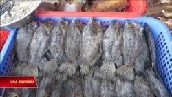 Cá khô, món ăn không chỉ của người nghèo