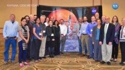 NASA'nın 'Mars Yolculuğu' Araştırmalarında Bir Türk Uzman