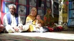شبیر بلوچ دو سال سے لاپتا، اہل خانہ کی بھوک ہڑتال