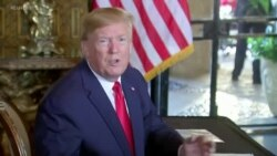 U.S. President Slams House Speaker Amid Senate Impeachment Battle