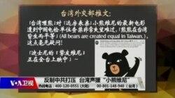 """海峡论谈:反制中共打压 台湾声援""""小熊维尼"""""""