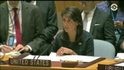 Никки Хейли: Совбез ООН переходит к действиям против Северной Кореи