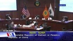 Quận Cam: Quan chức cộng sản phải báo trước 10 ngày trước khi tới thăm