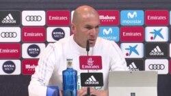"Liga / Real Madrid : ""nous devons maintenir notre forme"" (vidéo)"