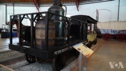 美国铁路诞生190周年