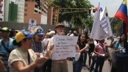 """Médicos venezolanos denuncian un """"holocausto en la salud"""""""