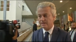 Dutch Freedom Party Politician Geert Wilders on Trump Victory