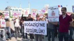 Թուրքիայում դատում են ռազմական գործողությունների դեմ հանդես եկած ուսանողներին