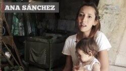 Alimentar una familia en Caracas, el reto de Ana Sánchez