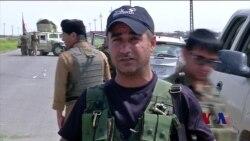 战地直击:库尔德武装为收复伊拉克城镇重新集结