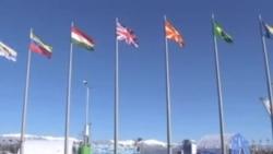 Sochi အိုလံပစ္ အပူခ်ိန္