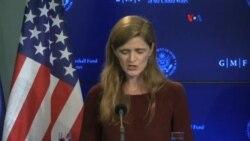 EE.UU. avanza contra ébola