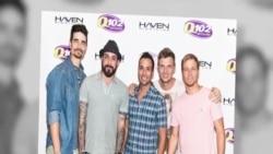 Backstreet Boys qrupu səhnəyə qayıdır