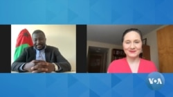 Jovem guineense comenta a experiência e as oportunidades de estudar no Brasil